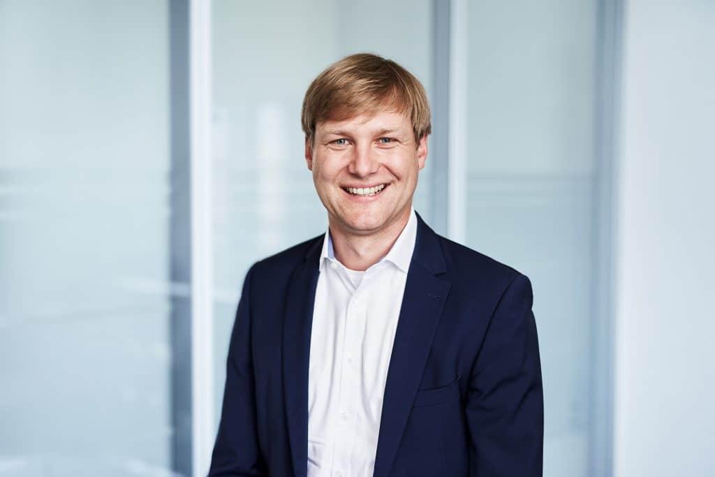 Portrait von Martin Hölderle, Principal bei der Dr. Maier + Partner GmbH
