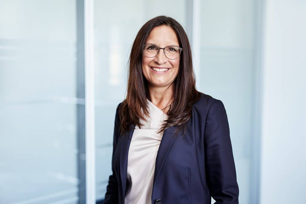 Sandra Fröhlich, Senior Consultant bei Dr. Maier + Partner