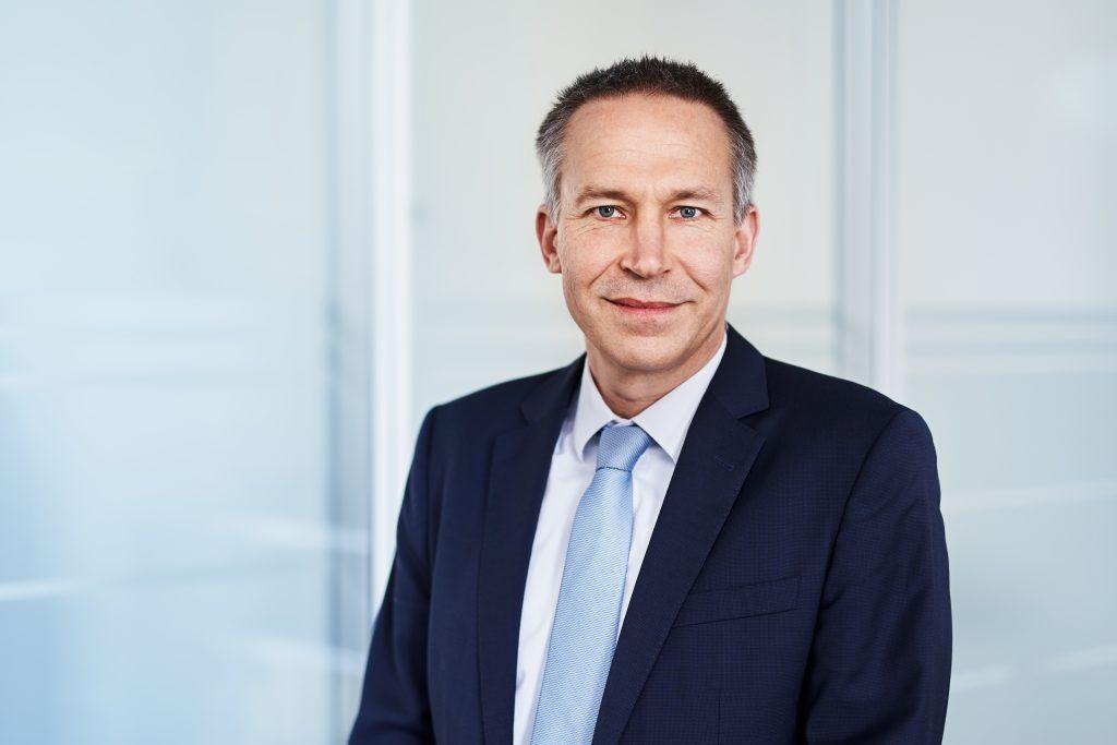 Portrait von Jens Siegloch, geschäftsführender Gesellschafter der Dr. Maier + Partner GmbH