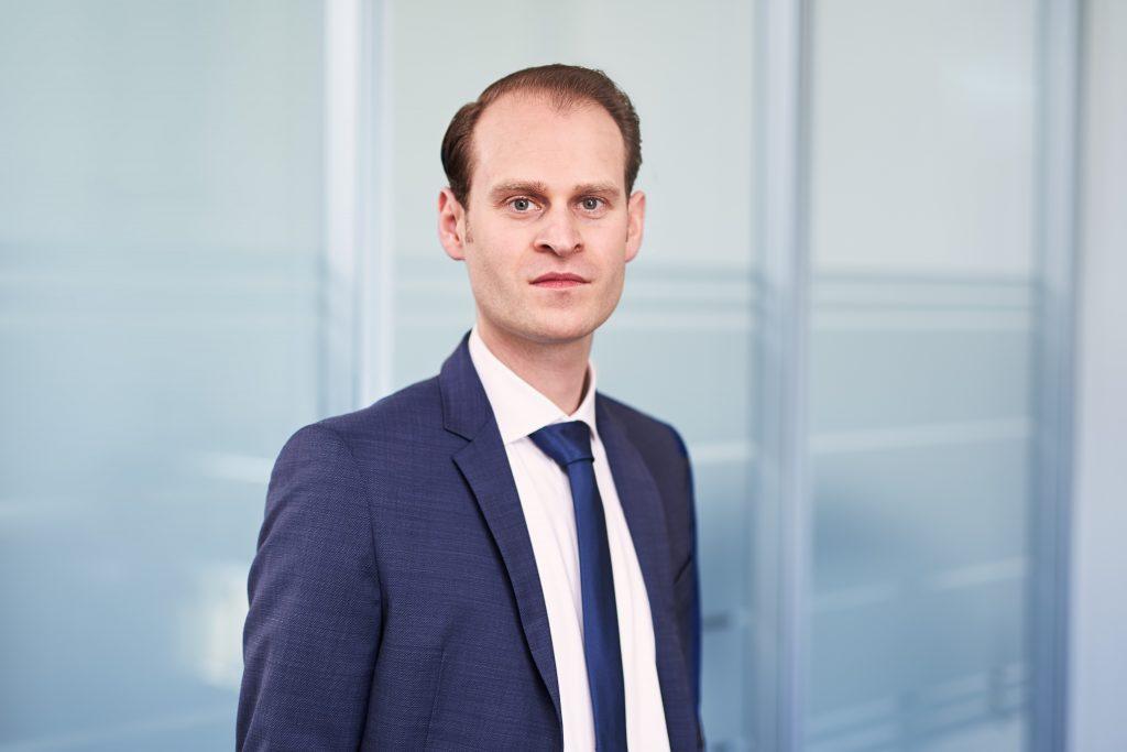 Dr. Philipp Kastropp, Consultant bei der Dr. Maier + Partner GmbH