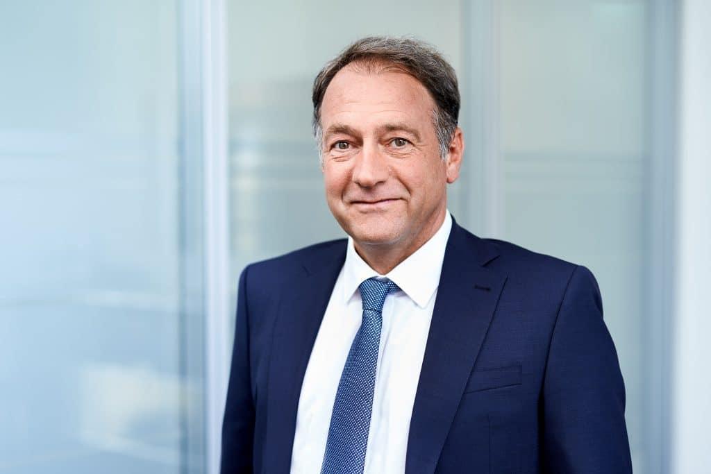Portrait von Sven Hasenwandel, geschäftsführender Gesellschafter der Dr. Maier + Partner GmbH
