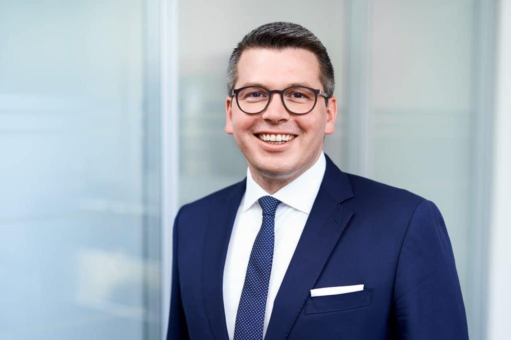 Portrait von Dr. Ivo Odak, geschäftsführender Gesellschafter der Dr. Maier + Partner GmbH