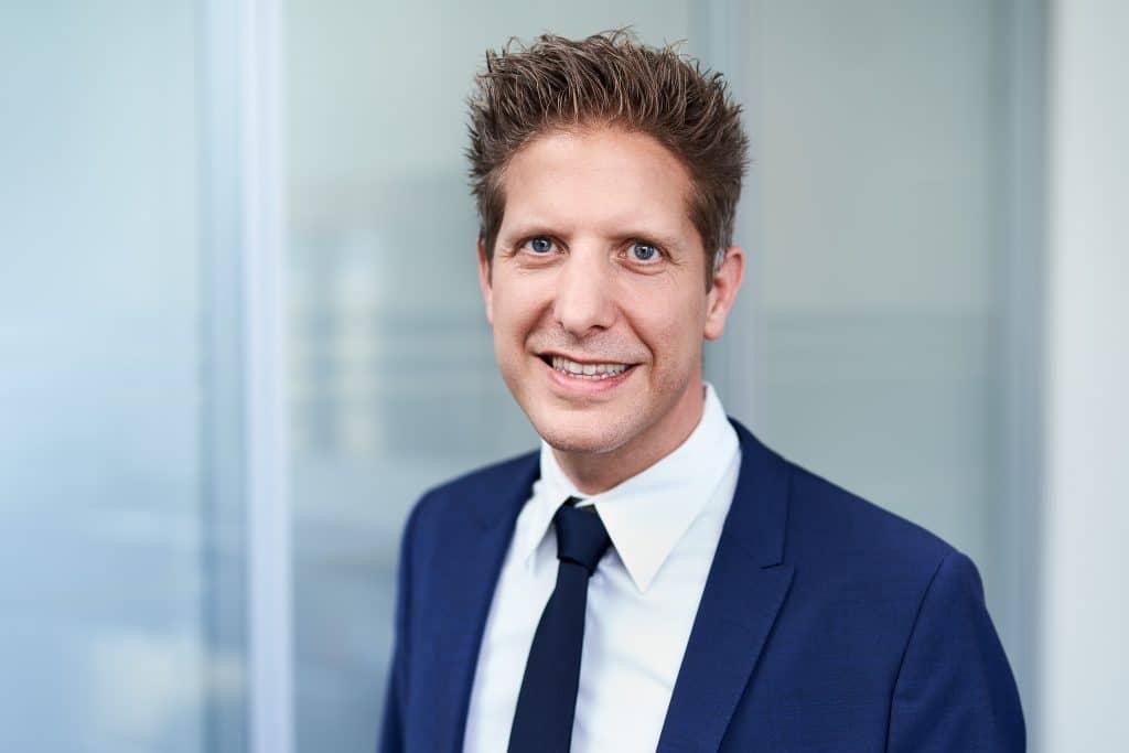 Portrait Robert Sadjak, geschäftsführender Gesellschafter der Dr. Maier + Partner GmbH