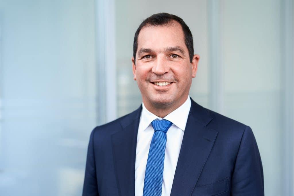 Portrait Heinrich Schaible, geschäftsführender Gesellschafter der Dr. Maier + Partner GmbH