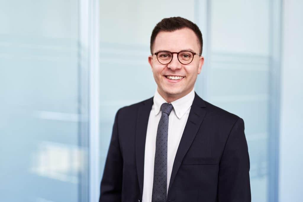 Portrait von Patric Wittmann, Consultant bei der Dr. Maier + Partner GmbH